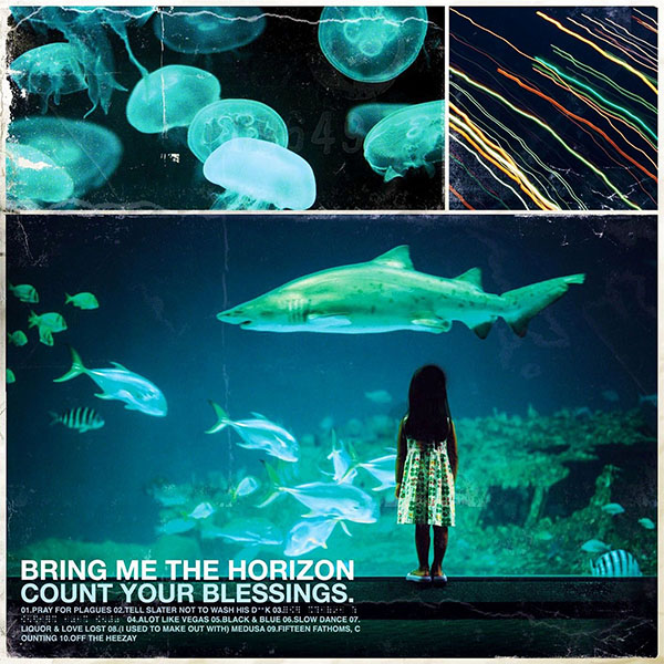 Bring Me The Horizon- Count Your Blessings LP