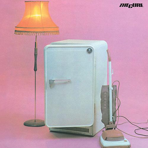 Cure- Three Imaginary Boys LP (180 gram Vinyl)