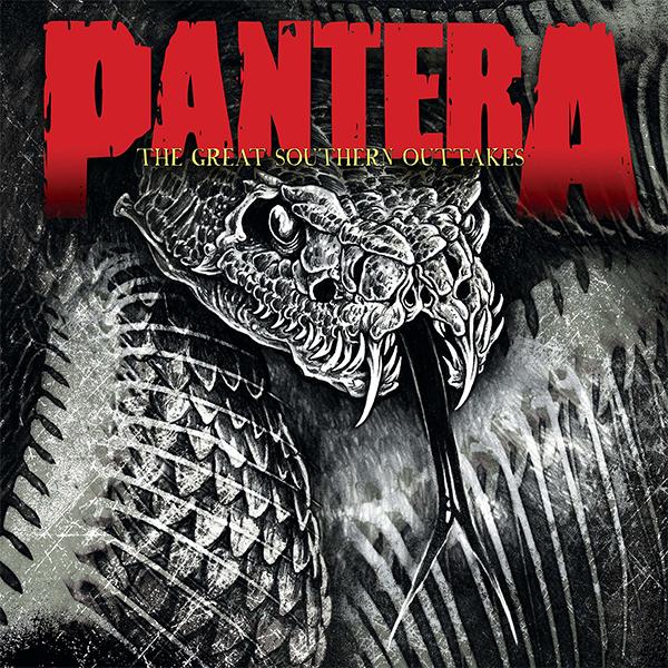 Pantera- The Great Southern Outtakes LP (180gram Vinyl)