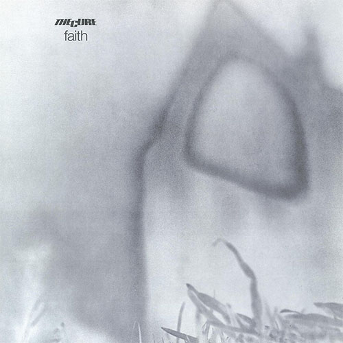 Cure- Faith LP (180 gram Vinyl)