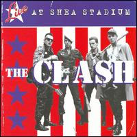 Clash- Live At Shea Stadium LP (Remastered 180 gram vinyl)