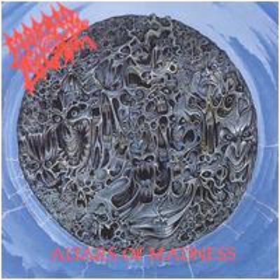 Morbid Angel- Alters Of Madness LP