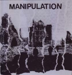 "Manipulation- S/T 7"" (Sale price!)"