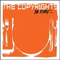 "Copyrights- No Knocks 7"" (Sale price!)"