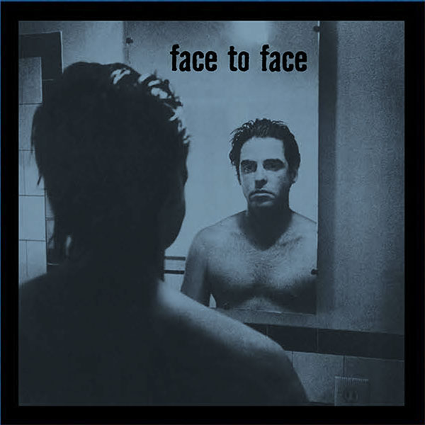 Face To Face- S/T LP