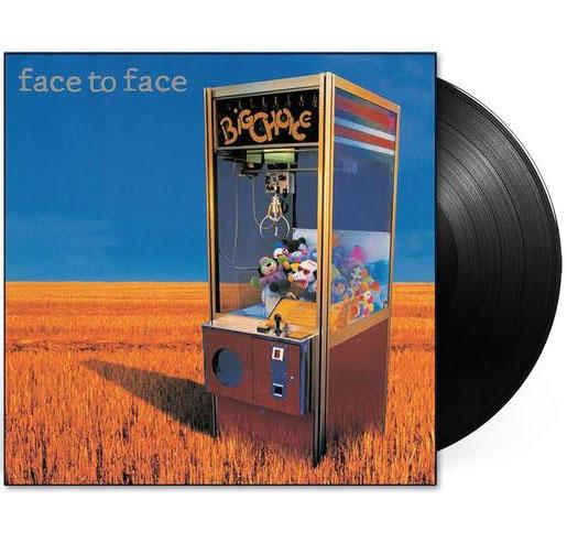 Face To Face- Big Choice LP