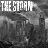 "Storm- Last Man On Earth 7"" (Sale price!)"