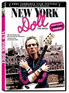 New York Doll DVD (Sale price!)