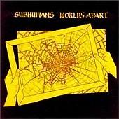 Subhumans- Worlds Apart LP