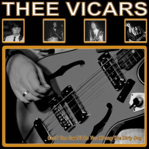 "Vicars- Can't See You 7"" (Sale price!)"