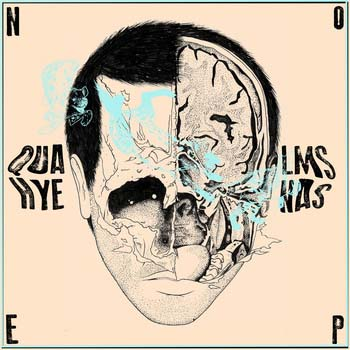 "No Qualms- Hyenas 7"" (Sale price!)"