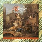 Conflict- It's Time To See Whos Who Now LP