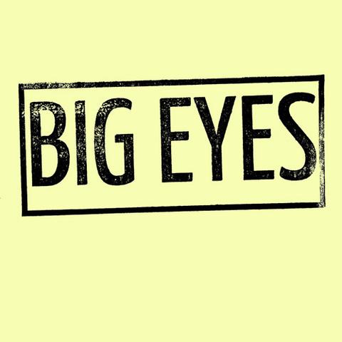 "Big Eyes- Demo 2010 7"" (Sale price!)"