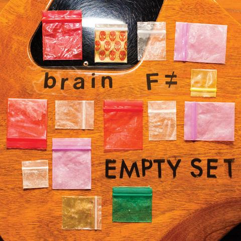 Brain F- Empty Set LP
