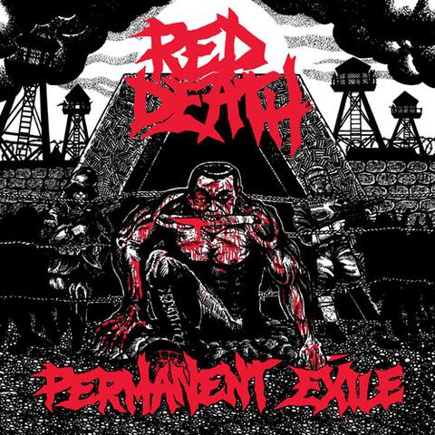 Red Death- Permanent Exile LP