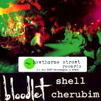 "Bloodlet- Shell / Cherubim 7"" (Sale price!)"