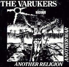 Varukers- Another Religion Another War LP