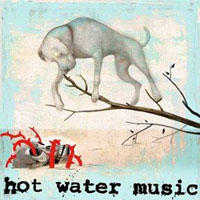"Hot Water Music- The Fire, The Steel, The Thread 7"" (Sale price!)"
