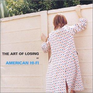 American Hi-Fi- The Art Of Losing CD (Sale price!)