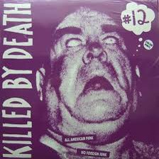 V/A- Killed By Death Vol 12 LP (Color Vinyl)