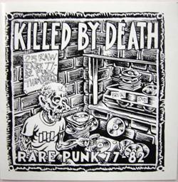V/A- Killed By Death Vol 1 LP (White Vinyl)