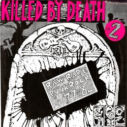 V/A- Killed By Death Vol 2 LP