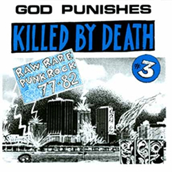 V/A- Killed By Death Vol 3 LP