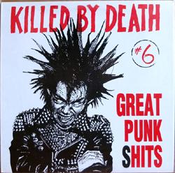 V/A- Killed By Death Vol 6 LP (Color Vinyl)
