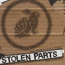 """Stolen Parts- S/T 7"""" (Sale price!)"""