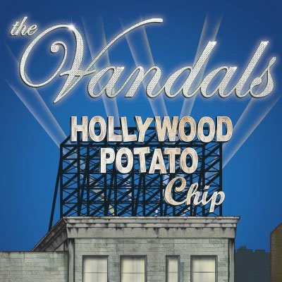 Vandals- Hollywood Potato Chip LP (Blue Vinyl) (Record Store Day 2016 Release)