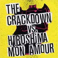 Crackdown / Hiroshima Mon Amour- Broken Guitars And Trashy Bars CD (Sale price!)