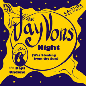 "Jay Vons- Night 7"" (Sale price!)"