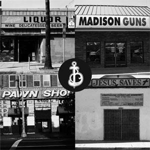 "Ballantynes- Liquor Store Gun Store Pawn Shop Church 12"" (Sale price!)"