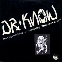Dr. Know- The Original Group LP