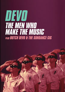 Devo- The Men Who Made The Music DVD (Sale price!)