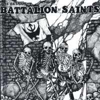 Battalion Of Saints- Best Of LP