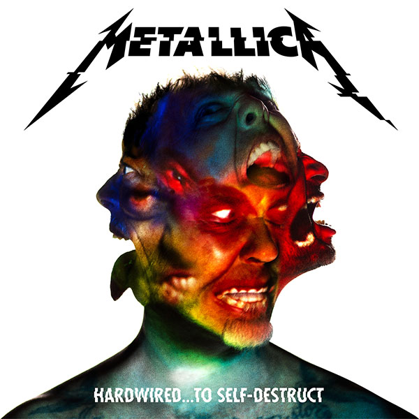 Metallica- Hardwired...To Self Destruct 2xLP (180gram)