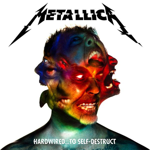 Metallica- Hardwired...To Self Destruct 2xLP (180gram Red Vinyl)