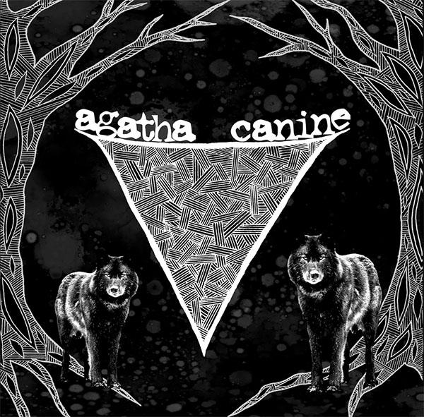 "Agatha / Canine- Split 7"" (Sale price!)"
