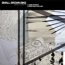 "Small Brown Bike- Composite Vol 2 7"" (Sale price!)"