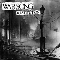 "Warsong- Restitution 7"" (Sale price!)"