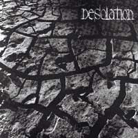 "Desolation- S/T 7"" (Born/Dead, Strung Up & Scurvy Dogs!) (Sale price!)"