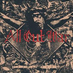 All Out War- Dying Gods LP (Color Vinyl)