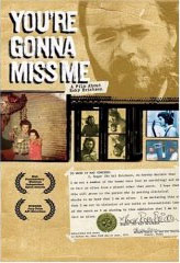 You're Gonna Miss Me, A Film About Roky Erickson DVD (Sale price!)