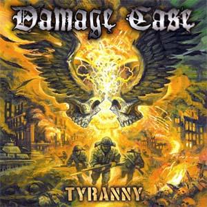 Damage Case- Tyranny CD (Sale price!)