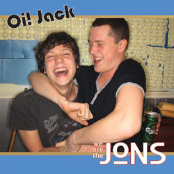 "Jons- Oi! Jack 7"" (Sale price!)"