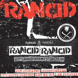 "Rancid- S/T (AKA Rancid 5, 2000 Release) 5x7"" (Ltd Ed!) (Sale price!)"