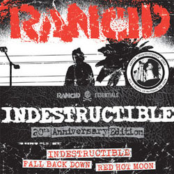 "Rancid- Indestructable 6x7"" (Ltd Ed!) (Sale price!)"