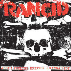 Rancid- Just A Feeling / Brixton / I Wanna Riot 7""