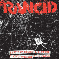 Rancid- East Bay Night / LA River / I Ain't Worried / This Place (All Acoustic) 7""